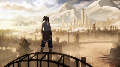 New Avatar spinoff series, The legend of Korra image