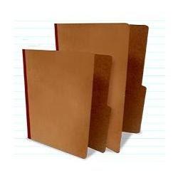 Primero que nada debes tener tres (03) carpetas de fibra marrón ...
