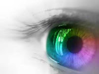 otak membatasi mata melihat penampakan