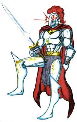 Knightstar - (c) 2009 Justice Carmon