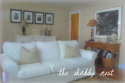 The shabby nest september 2010 for Living room jb