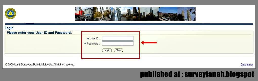 Sistem e-LJT untuk pendaftaran fail ukur | Jurukur Tanah