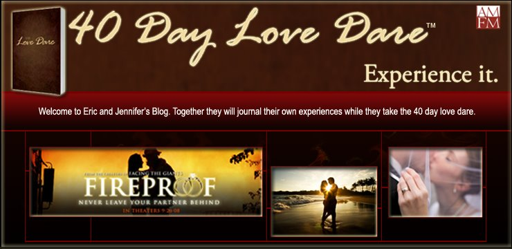 40 Day Love Dare