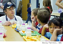 Changing the way kids eat