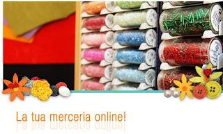 Merceria ghio for Arredamento merceria