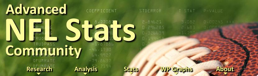 Advanced NFL Stats Community