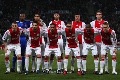 مشاهدة مباراة اياكس امستردام واكسير الفرنسي بث مباشر 19/10/2010
