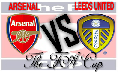 online: Watch Arsenal vs Leeds United 8-1-2011 live stream