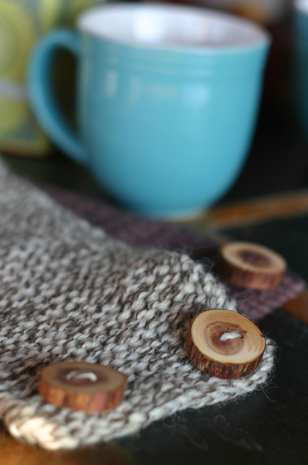 Free Knitting or Crochet Pattern Tutorial: Coffee Cozy - Resilient ...