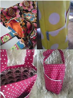 Alla kan sy en egen väska!