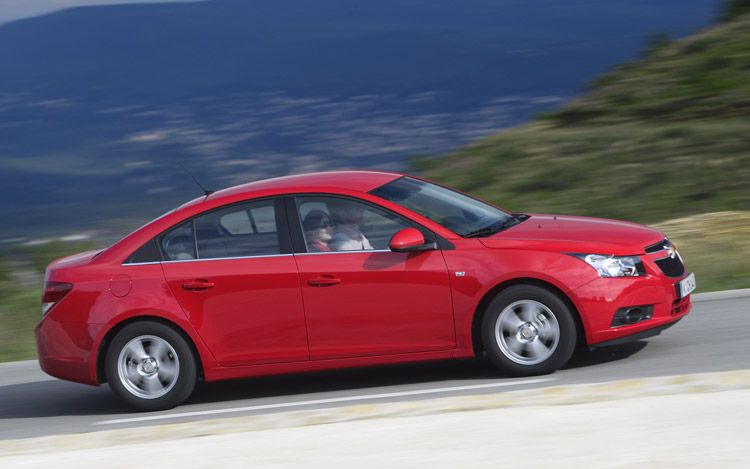 giant chevrolet cadillac the cruze is on its way