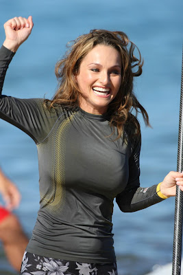 g1 Giada De Laurentiis Has Really Huge Tits