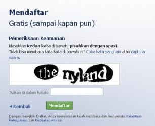 tutorial membuat facebook