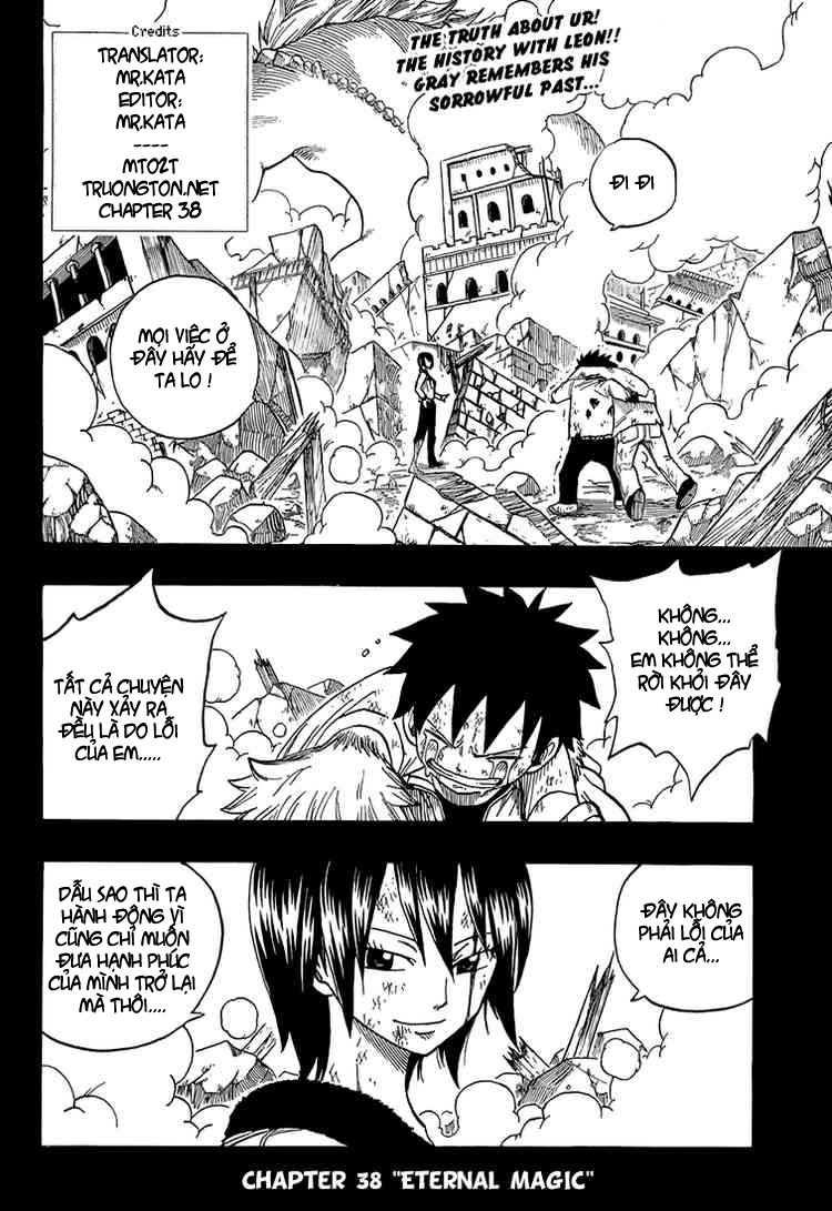 Fairy Tail chap 38 page 2 - IZTruyenTranh.com