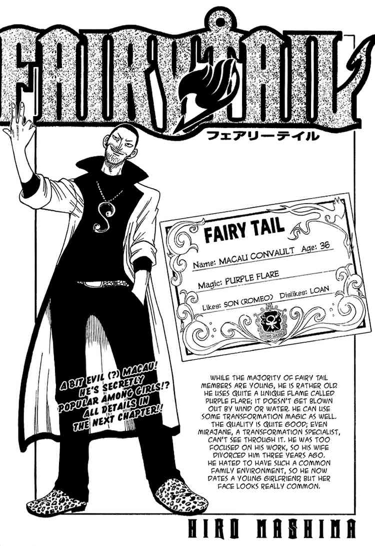 Fairy Tail chap 37 page 1 - IZTruyenTranh.com