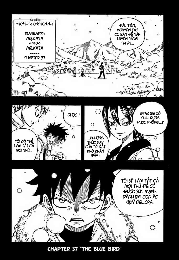 Fairy Tail chap 37 page 2 - IZTruyenTranh.com