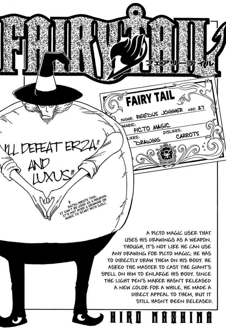 Fairy Tail chap 36 page 1 - IZTruyenTranh.com