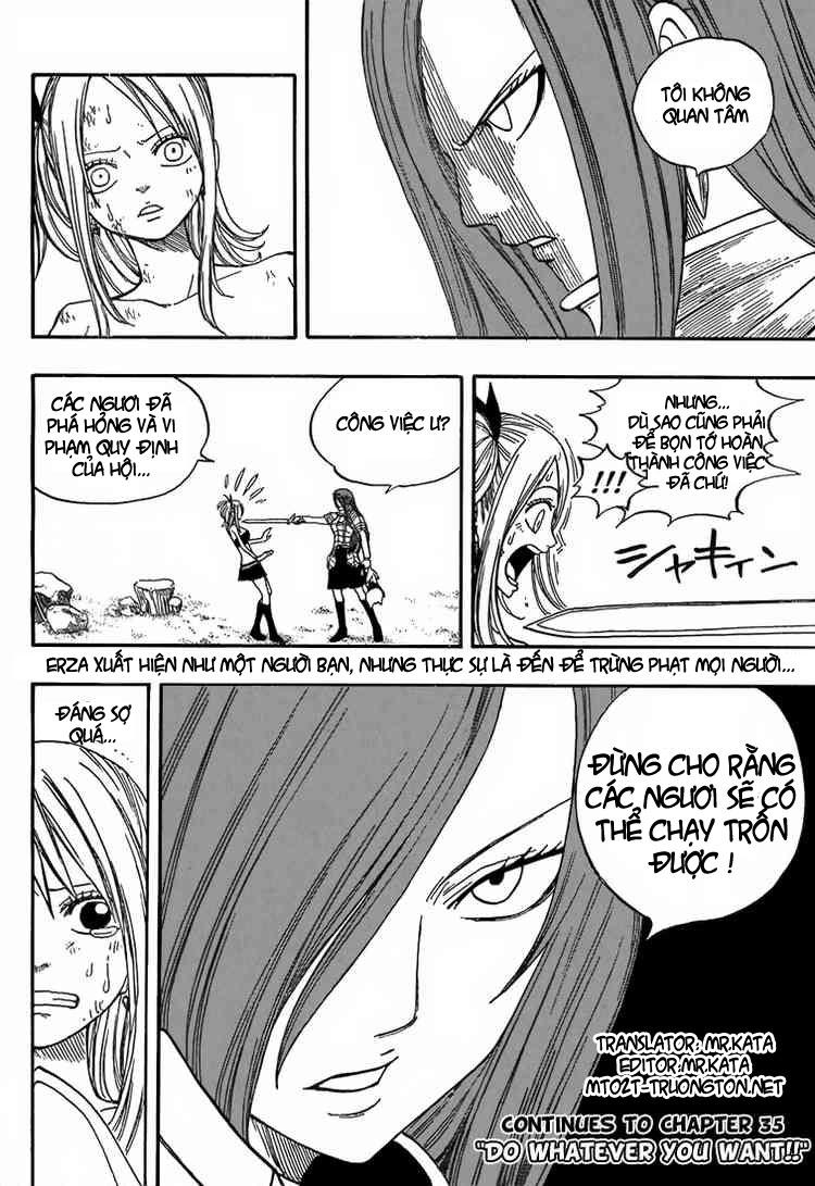 Fairy Tail chap 34 page 21 - IZTruyenTranh.com