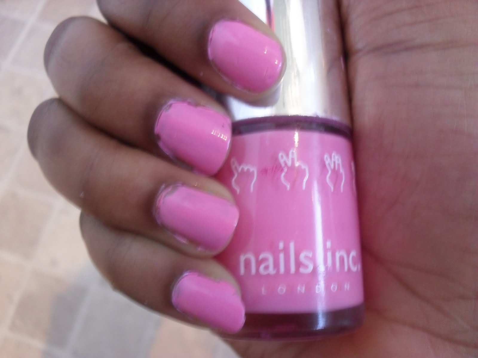 Nails Inc Brompton Place Swatch (plus giveaways!) | The Student\'s ...