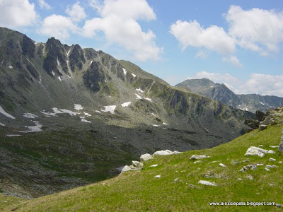 Retezat Mountains
