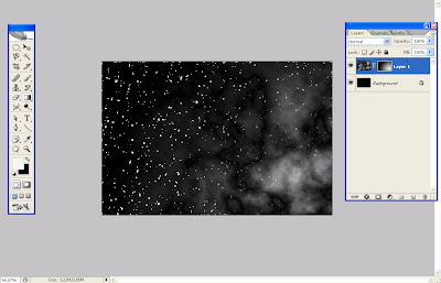 photoshop tutorial nebulae clouds