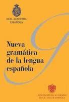NUEVA GRAMATICA DEL ESPAÑOL