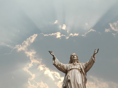 jesus christ wallpaper. Jesus Christ Standing On Top