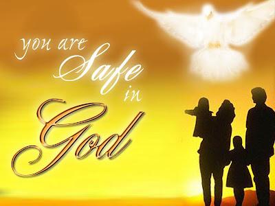 wallpaper god. Wallpaper : Safe in God