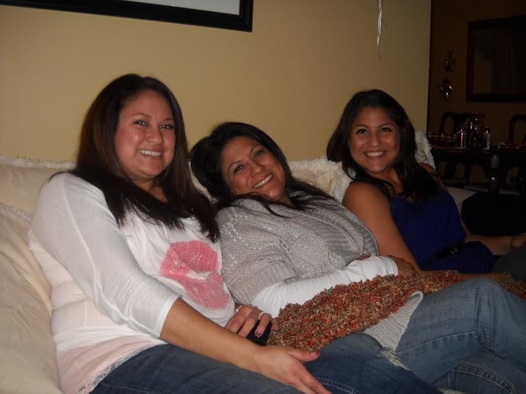 Lauren,Nana and Kelly