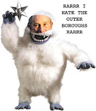 The Abominable Mayor