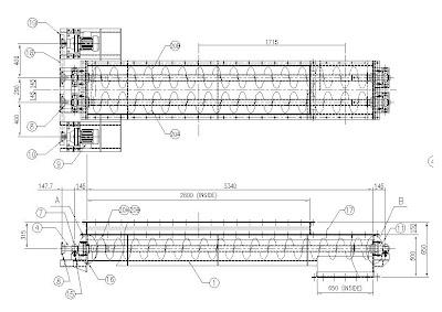 shaftless screw conveyor design pdf