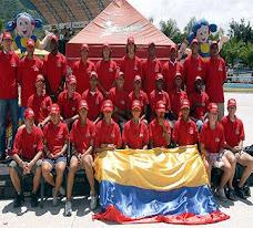 Colombia campeón del mundial 2007
