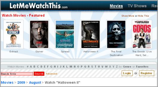 LetMeWatchThis.com is #1 place to watch movies online without paying ...