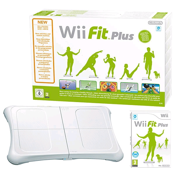 Balance Board India: Win A Nintendo Wii Fit Plus With Wii Balance Board