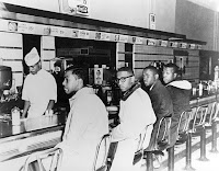 Woolworth Sit-ins Joseph McNeil, Franklin McCain, Ezell Blair, Jr. (Jibreel Khazan), and David Richmond