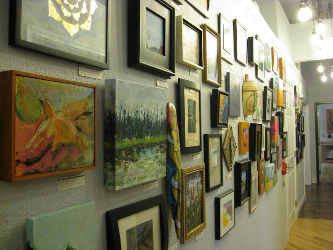 Small Works in the Foothills Show