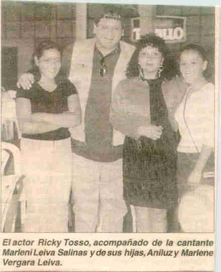 CON OTRO ARTISTA , RICKY