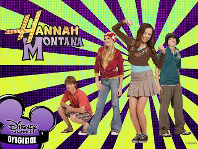 Miley Cyrus Wallpapers - Hannah Montana