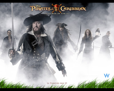 Pirates Of The Caribbean: At World's End Wallpaper