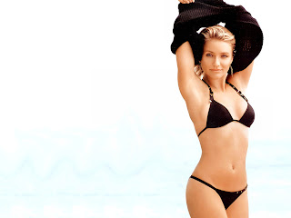 Hot Bikini Girls Wallpapers