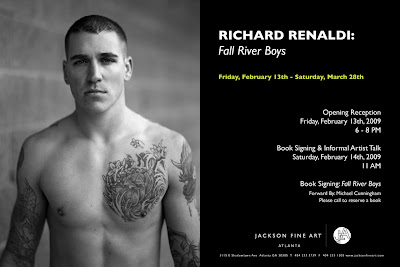 Richard Renaldis News and Events: Patch Jacket