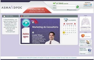 Asma e DPOC - webmeeting de pneumologia