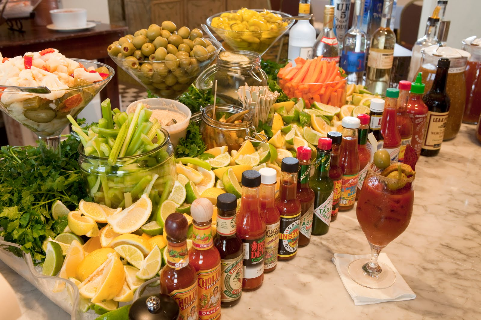 Where is Milwaukee's Best Bloody Mary?   Milwaukee Brunch Reviews