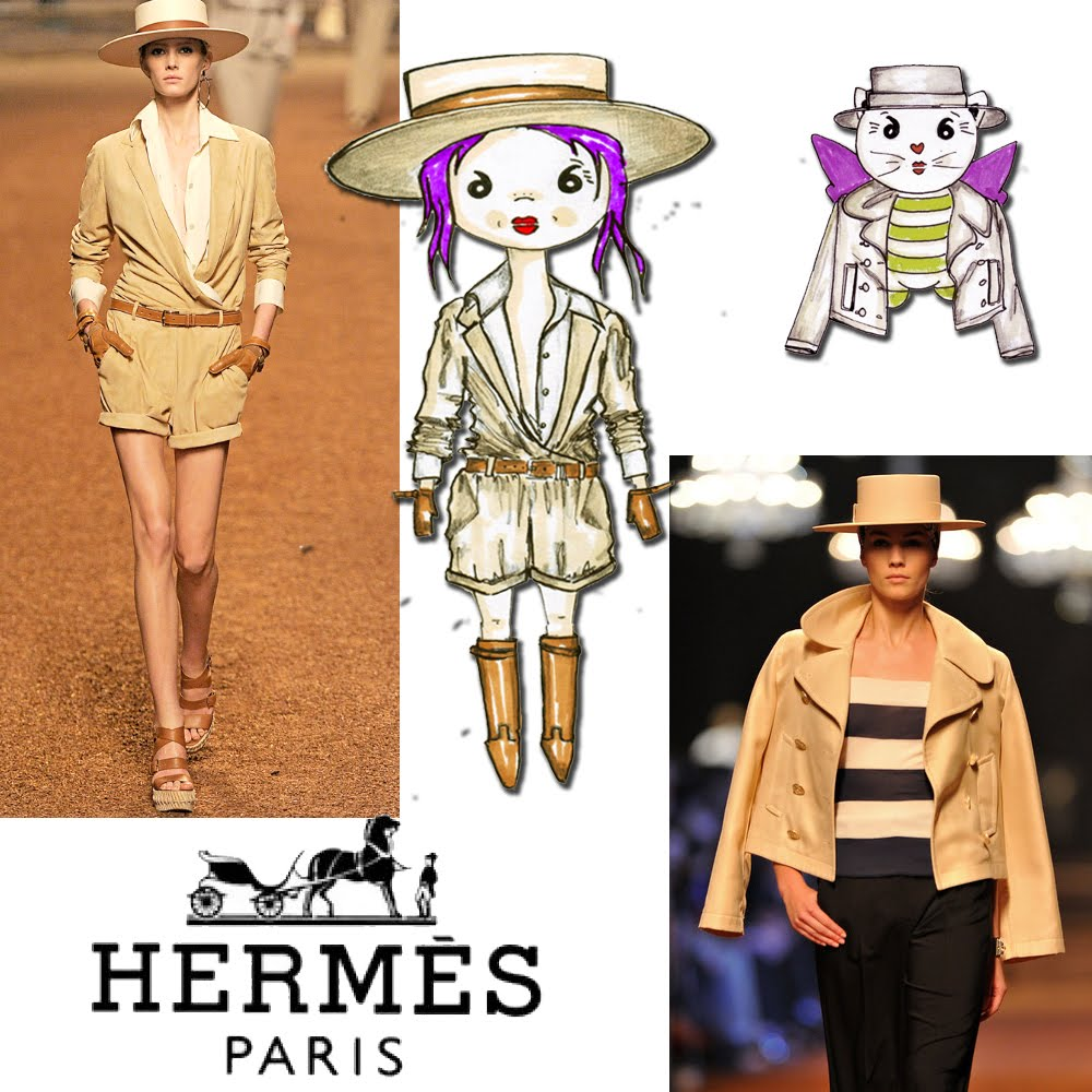 Hermes+Summer+2011 collection