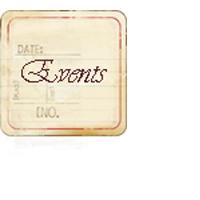 Calendar of Events ~ click on the image to see where I am each month...