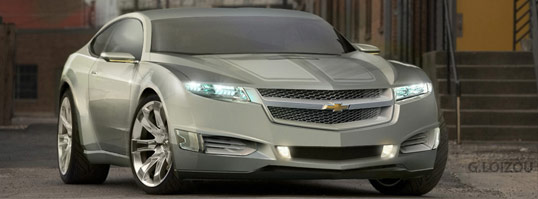 2015 Chevrolet Chevelle SS Concept