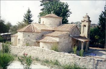 Ναός Αγίων Κηρύκου και Ιουλίτης.12ου αιώνα. -  Λετύμπου