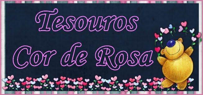 Tesouros cor de rosa