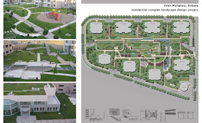 Residential Complex Landscape Design Project