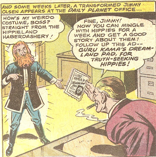 The Daily Planet must have been one INTERESTING paper to read...